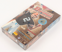 1999 Bowman Football Hobby Box of (24) Packs at PristineAuction.com