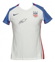 Megan Rapinoe Signed Team USA Nike Soccer Jersey (JSA COA) at PristineAuction.com