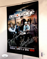"Kevin Dillon & Jerry Ferrara Signed ""Entourage"" 8x10 Photo (JSA COA & LoJo Sports COA) at PristineAuction.com"