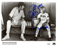 "Tatum O'Neal Signed ""The Bad News Bears"" 8x10 Photo Inscribed ""Amanda"" (JSA COA) at PristineAuction.com"