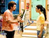 "Emmanuelle Chriqui Signed ""You Don't Mess with the Zohan"" 8x10 Photo (Beckett COA) at PristineAuction.com"