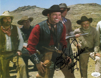 "Burton Gilliam Signed ""Blazing Saddles"" 8x10 Photo Inscribed ""Lyle"" (JSA COA) at PristineAuction.com"