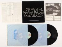 "Vintage 1977 ""Star Wars"" Vinyl Soundtrack Record Album at PristineAuction.com"