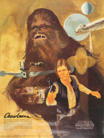 "Vintage 1977 Coca-Cola ""Star Wars"" 18x24 Promotional Poster at PristineAuction.com"