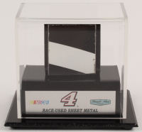 Kevin Harvick NASCAR Race-Used Sheet Metal Display (Fanatics COA) at PristineAuction.com