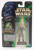"Richard LeParmentier Signed ""Star Wars"" Admiral Motti Action Figure Inscribed ""The Force Works!"" & ""Motti"" (Beckett COA) at PristineAuction.com"