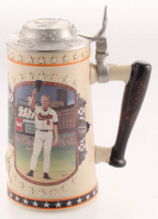 "Cal Ripken Jr. LE Baltimore Orioles ""A Legend In Our TIme"" Stein Tankard at PristineAuction.com"