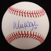 Walker Buehler Signed OML Baseball (JSA COA) at PristineAuction.com