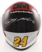 Jeff Gordon Signed NASCAR 3M Special Edition Full-Size Helmet (Gordon Hologram) at PristineAuction.com