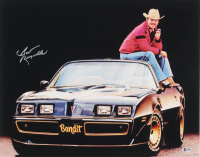 "Burt Reynolds Signed ""Smokey and the Bandit"" 16x20 Photo (Beckett COA) at PristineAuction.com"
