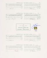 Jack Nicklaus Signed 1986 Masters Tournament 16x20 Scorecard Print (Fanatics Hologram & Nicklaus Hologram) at PristineAuction.com