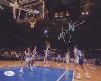Christian Laettner Signed Duke Blue Devils 8x10 Photo (JSA COA) at PristineAuction.com