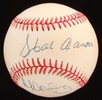Hank Aaron Signed ONL Baseball (Beckett COA) at PristineAuction.com
