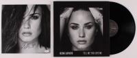 "Demi Lovato Signed ""Tell Me You Love Me"" Vinyl Record Album Insert (JSA COA) at PristineAuction.com"