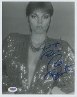 "Pat Benatar Signed 8x10 Photo Inscribed ""Vintage!"" & ""Rock On!"" (PSA COA) at PristineAuction.com"
