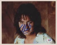 "Eddie Van Halen Signed 8x10 Photo Inscribed ""1993"" (PSA COA) at PristineAuction.com"