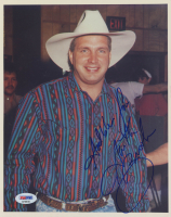 "Garth Brooks Signed 8x10 Photo Inscribed ""God Bless You"" (PSA COA) at PristineAuction.com"
