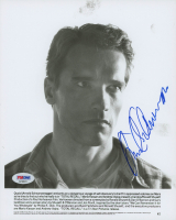 Arnold Schwarzenegger Signed 8x10 Photo (PSA COA) at PristineAuction.com
