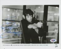 "Sylvester Stallone ""Cobra"" Signed 8x10 Photo (PSA COA) at PristineAuction.com"