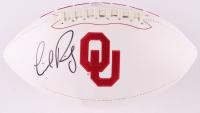 Lincoln Riley Signed Oklahoma Sooners Logo Football (PSA COA) at PristineAuction.com