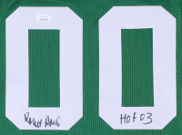 "Robert Parish Signed Jersey Inscribed ""HOF 03"" (JSA COA) at PristineAuction.com"