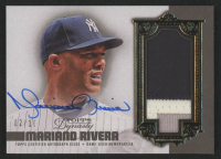 Mariano Rivera 2019 Topps Dynasty Autograph Patches #APMR2 at PristineAuction.com