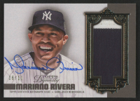 Mariano Rivera 2019 Topps Dynasty Autograph Patches #APMR1 at PristineAuction.com