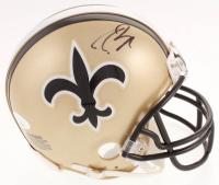 Drew Brees Signed New Orleans Saints Mini Helmet (JSA COA) at PristineAuction.com
