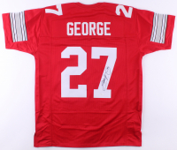 Eddie George Signed Jersey (JSA COA) at PristineAuction.com