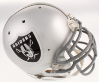 Oakland Raiders Full-Size Authentic On-Field Helmet at PristineAuction.com