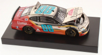 Alex Bowman Signed NASCAR #88 Llumar Window Film 2019 Camaro - Color Chrome - 1:24 Premium Action Diecast Car (Hendrick Hologram & COA) at PristineAuction.com