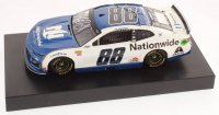 Alex Bowman Signed NASCAR #88 Nationwide 2019 Camaro ZL1 - 1:24 Premium Action Diecast Car (Hendrick Hologram & COA) at PristineAuction.com