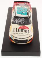 Alex Bowman Signed NASCAR #88 Llumar Window Film 2019 Camaro - 1:24 Premium Action Diecast Car (Hendrick Hologram & COA) at PristineAuction.com