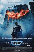 "Christian Bale Signed ""The Dark Knight"" 12x18 Photo (PSA COA) at PristineAuction.com"