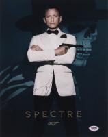 "Daniel Craig Signed ""Spectre"" 11x14 Photo (PSA COA) at PristineAuction.com"