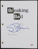 "Steven Bauer Signed ""Breaking Bad"" Episode Script (PSA COA) at PristineAuction.com"