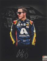 Alex Bowman Signed NASCAR #88 11x14 Photo (Hendrick COA & PA COA) at PristineAuction.com