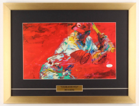 "Pete Rose Signed Cincinnati Reds 16x21 Custom Framed Print Display Inscribed ""3x Batting Champ"" (JSA COA) at PristineAuction.com"