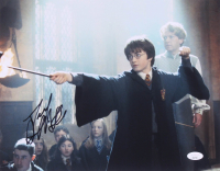 """Daniel Radcliffe Signed """"Harry Potter and the Chamber of Secrets"""" 11x14 Photo (JSA COA) at PristineAuction.com"""