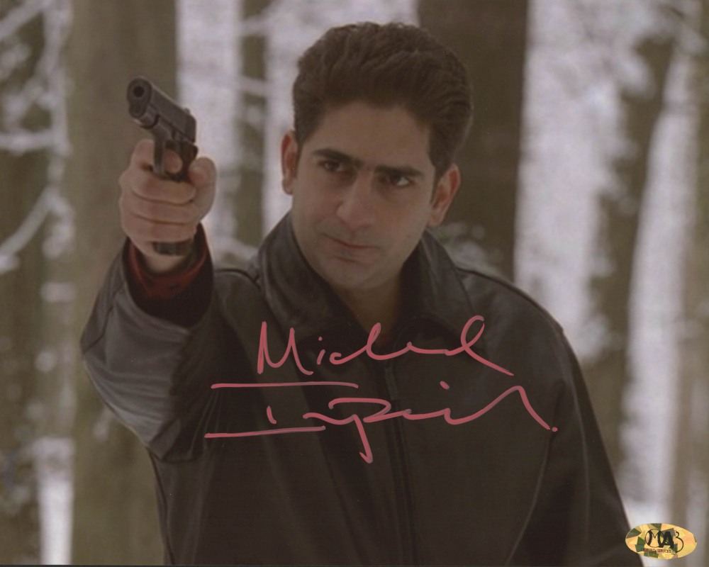 "Michael Imperioli Signed ""The Sopranos"" 8x10 Photo (MAB Hologram) at PristineAuction.com"