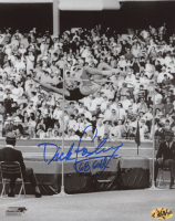 "Dick Fosbury Signed Team USA 8x10 Photo Inscribed ""68 Gold"" (MAB Hologram) at PristineAuction.com"