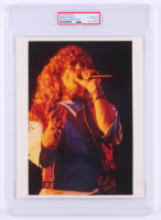 Robert Plant Signed Led Zeppelin 8x10 Photo (PSA Encapsulated) at PristineAuction.com