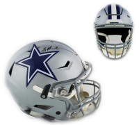 Troy Aikman Signed Dallas Cowboys Full-Size Authentic On-Field SpeedFlex Helmet (Prova COA) at PristineAuction.com