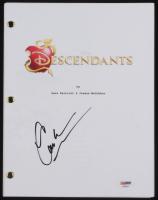 """Cameron Boyce Signed """"The Descendants"""" Movie Script (PSA COA) at PristineAuction.com"""