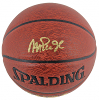 Magic Johnson Signed NBA Basketball (Beckett COA) at PristineAuction.com