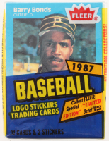 1987 Fleer Baseball Card Pack with (31) Cards at PristineAuction.com