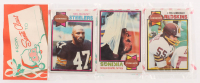 1979 Topps Baseball Unopened Christmas Rack Pack with (12) Cards with Mel Blount & Frank Tarkenton On Top at PristineAuction.com