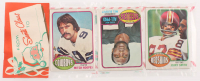 1976 Topps Baseball Unopened Christmas Rack Pack with (12) Cards With Mel Blount RC On Top at PristineAuction.com