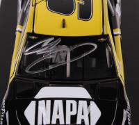 Chase Elliott Signed NASCAR #9 NAPA Brakes 2019 Camaro ZL1 - 1:24 Premium Action Diecast Car (Chase Elliott COA) at PristineAuction.com