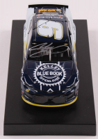 Chase Elliott Signed NASCAR #9 Kelley Blue Book 2019 Camaro ZL1 - 1:24 Premium Action Diecast Car (Chase Elliott COA) at PristineAuction.com